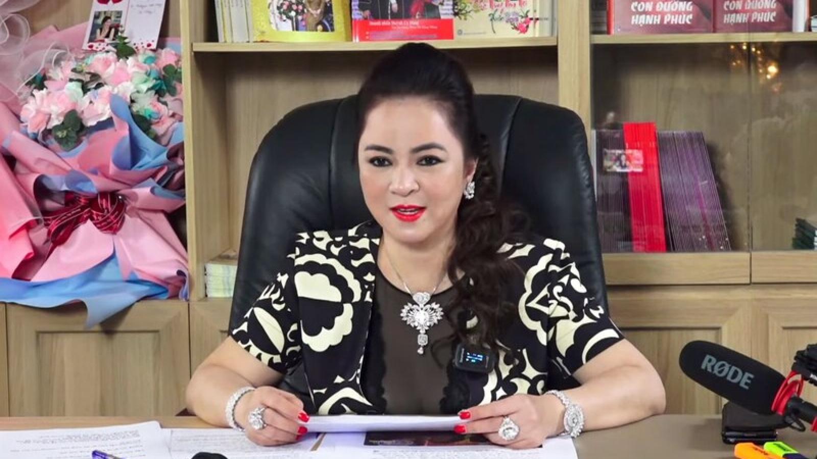Vụ bà Phương Hằng bị kiện 1.000 tỷ: Nếu nghiêm trọng có thể xử lý hình sự