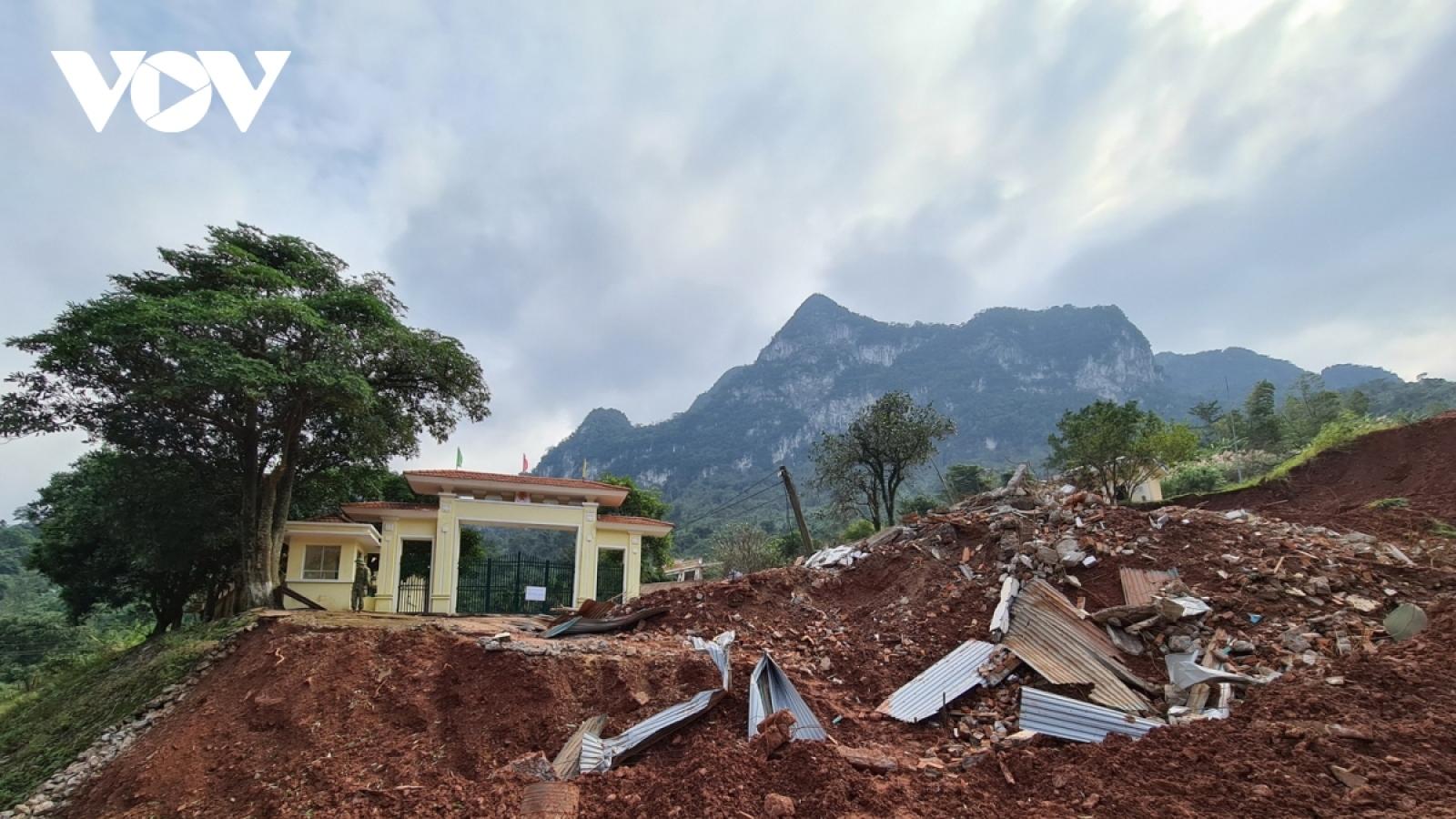 Đề phòng mưa lớn, lũ quét, sạt lở đất do ảnh hưởng hoàn lưu bão số 2