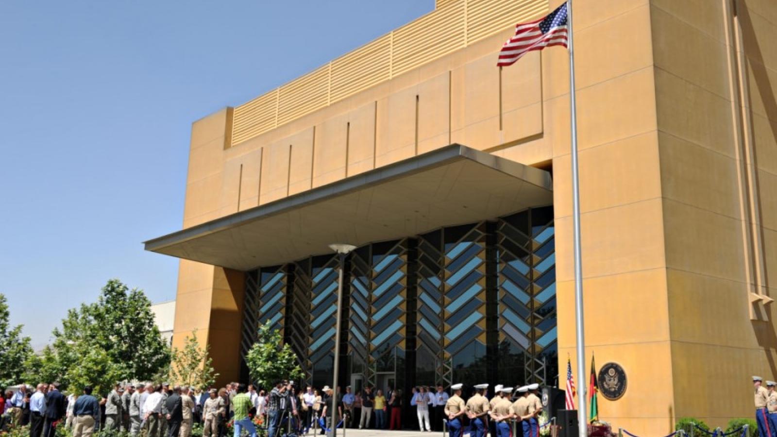 Đại sứ quán Mỹ tại Afghanistan bị phong tỏa do bùng phát Covid-19