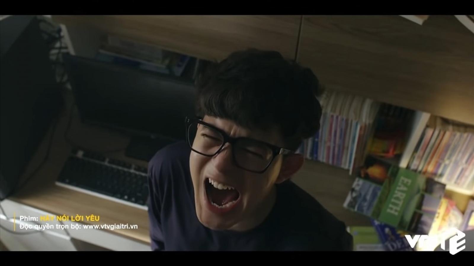 """Quang Anh: """"Tôi sốt cao khi quay cảnh tự tử trong """"Hãy nói lời yêu"""""""