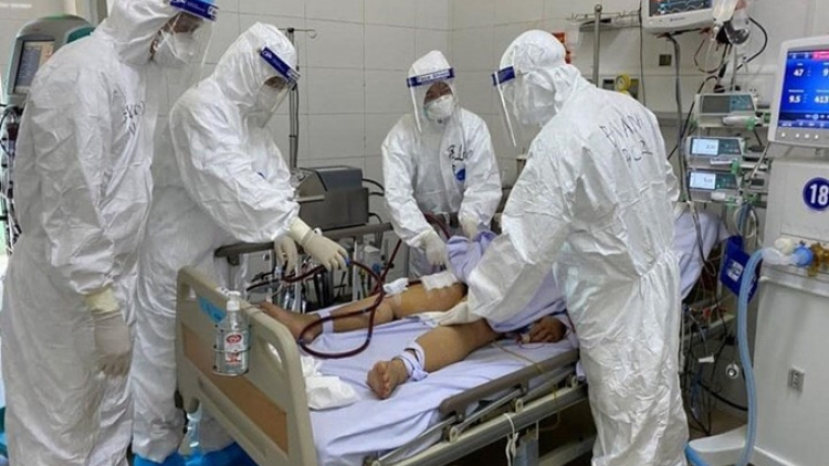 Vietnam records another COVID-19 death, total at 59