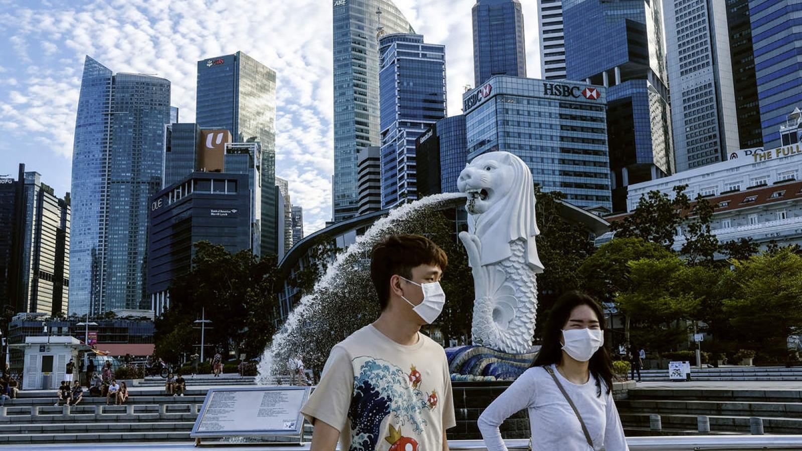 """Các nước có nên theo đuổi lộ trình """"sống chung với Covid-19"""" táo bạo của Singapore?"""