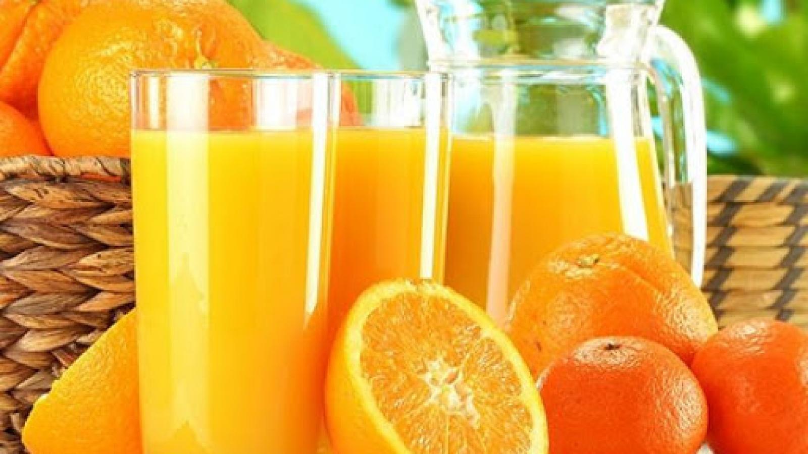Nước uống tăng sức đề kháng, hỗ trợ trị bệnh đường hô hấp