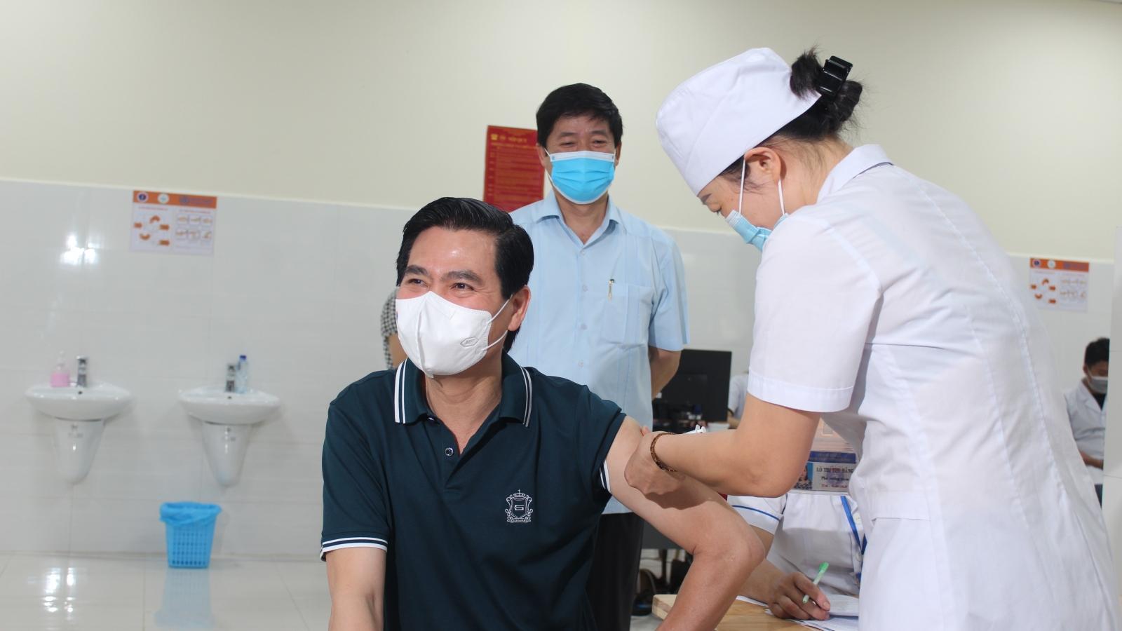 Sơn La triển khai tiêm vaccine phòng Covid-19 đợt 2 cho hơn 21.000 người