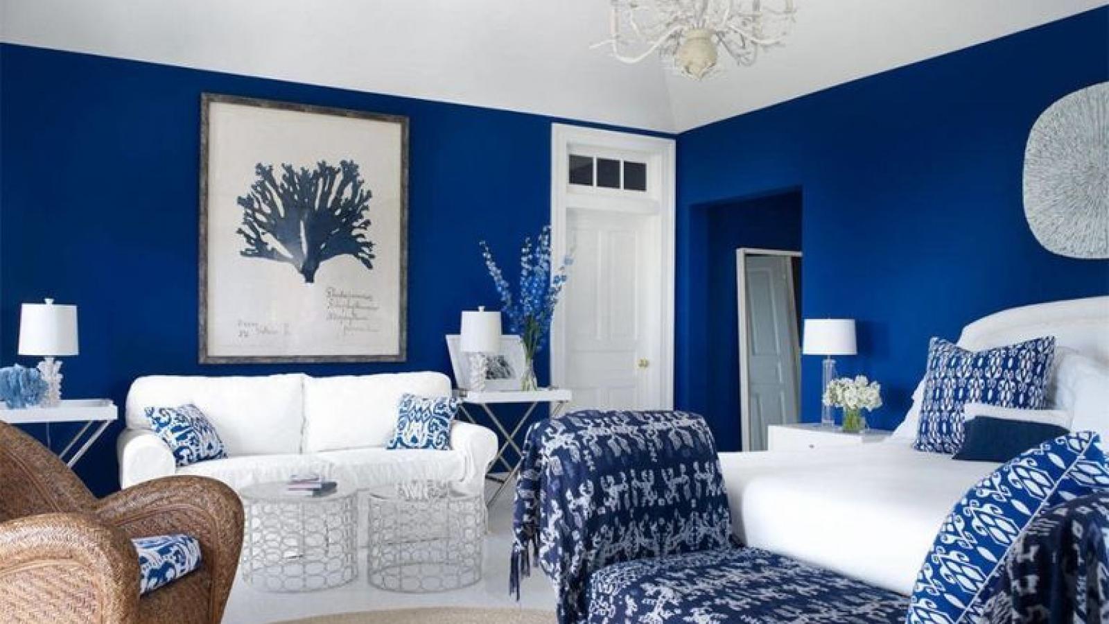 Thay đổi không gian sống với 6 màu sơn tường đang hot trên mạng xã hội