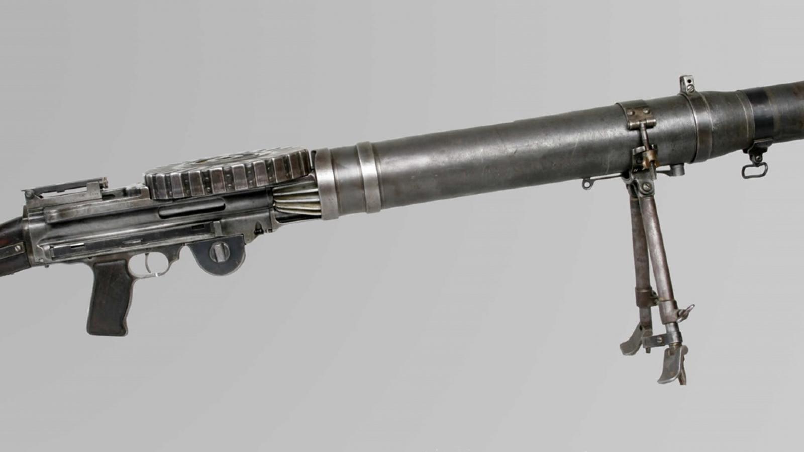 Vũ khí dành cho tác chiến chiến hào thời Thế chiến I