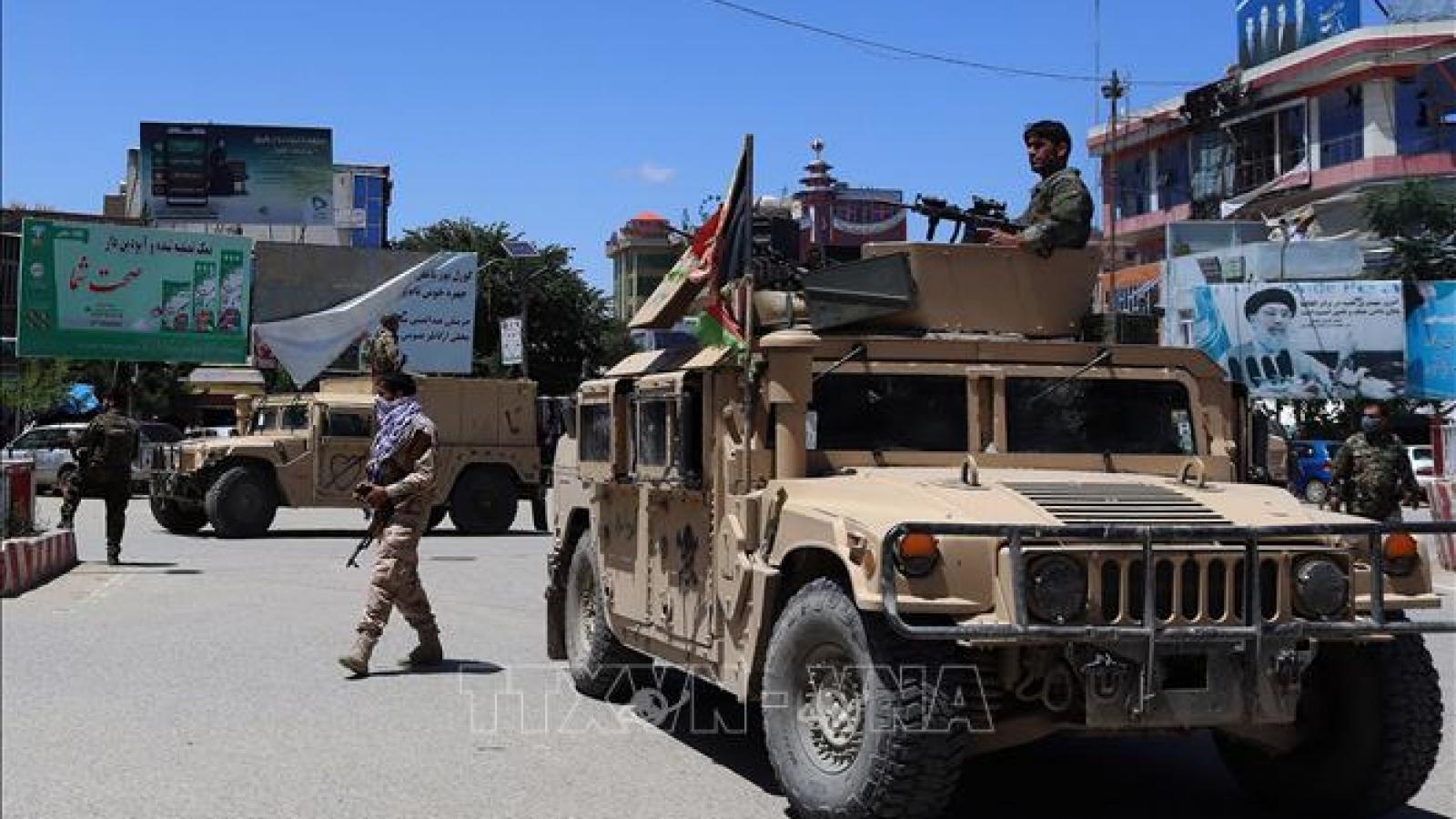 Mỹ cáo buộc Taliban gây ra nhiều vụ bạo lực vụ đổ máu ở Afghanistan