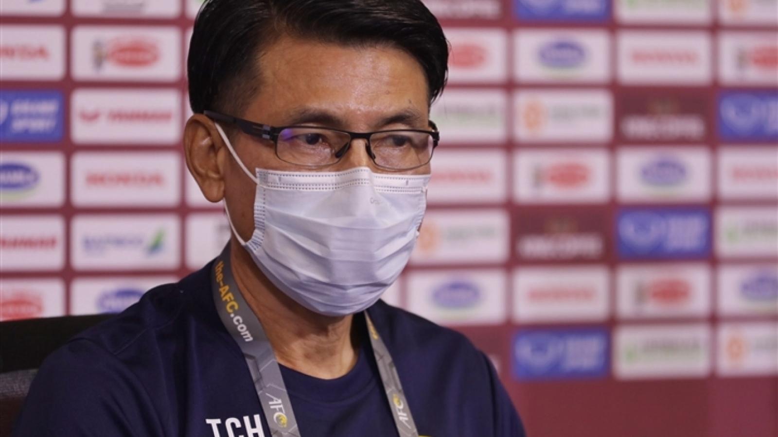 Cha của HLV Tan Cheng Hoe qua đời trước trận ĐT Malaysia – ĐT Việt Nam