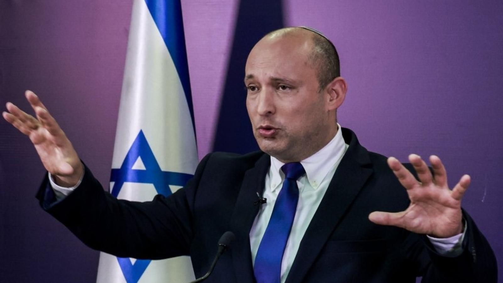 Dư luận về chính phủ mới Israel vừa tuyên thệ nhậm chức