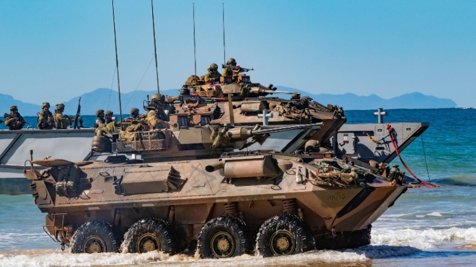 Australia chuẩn bị tập trận quân sự quy mô lớn Talisman Sabre 2021