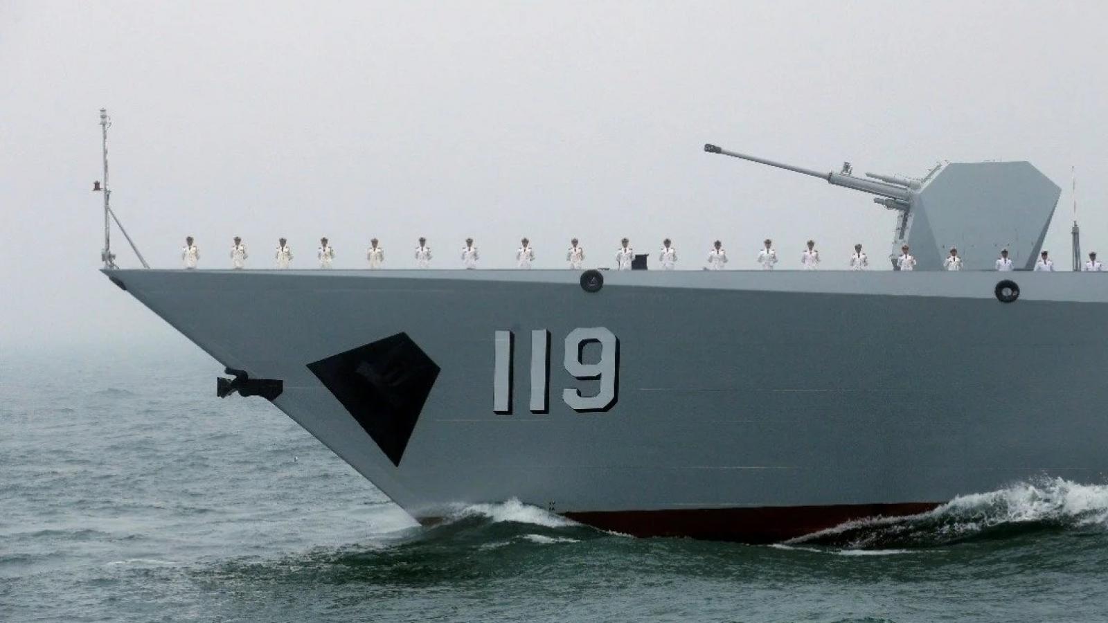 Trung Quốc mở rộng quân sự ở Thái Bình Dương khiến hải quân Mỹ e ngại nhất