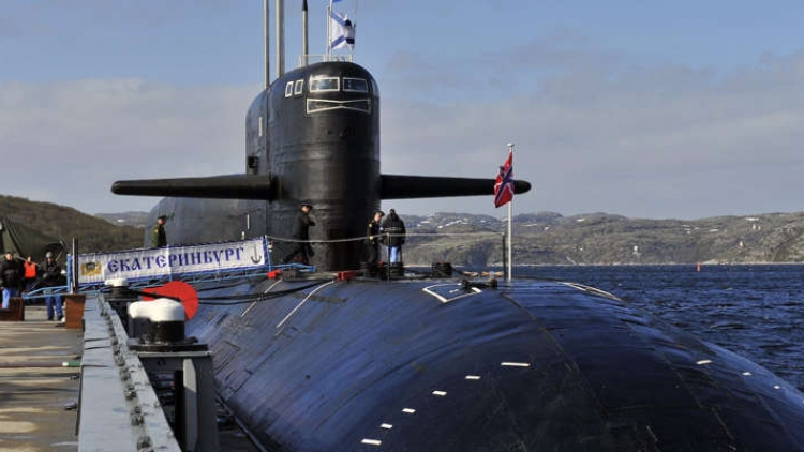 Nga loại biên tàu ngầm lớp Delta thời Liên Xô, thay thế bằng tàu lớp Borei hiện đại