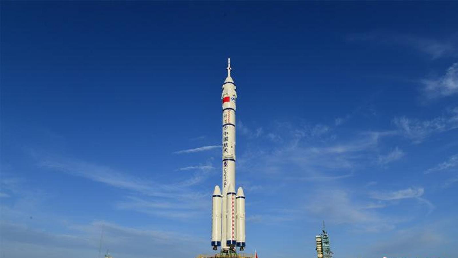 Trung Quốc chuẩn bị đưa các phi hành gia lên trạm không gian