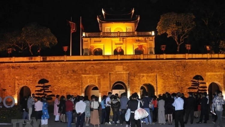 Hanoi welcomes 2.9 million visitors in first half 2021