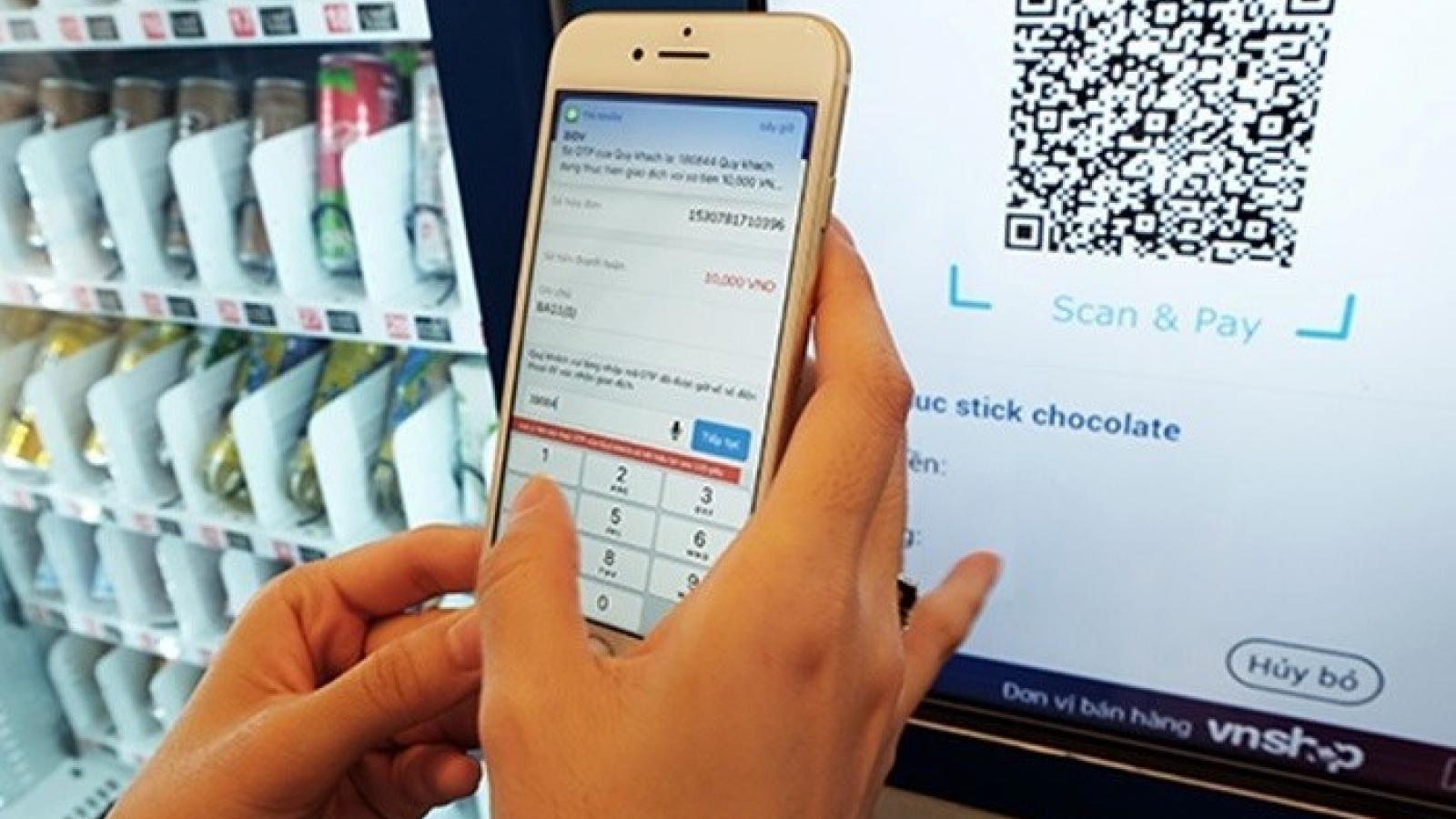 Ngày không tiền mặt 2021- hướng tới người tiêu dùng thu nhập thấp