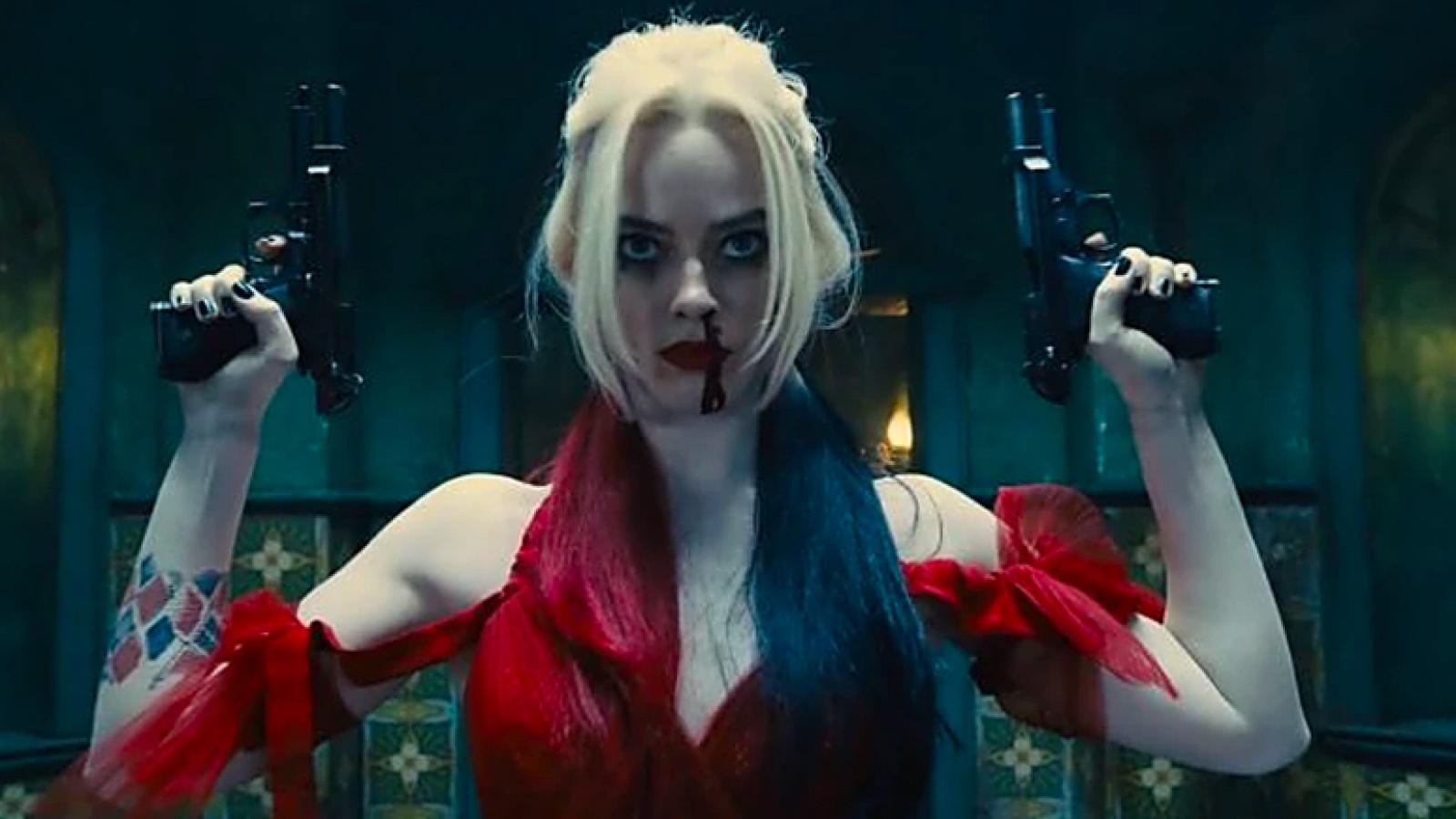 """""""The Suicide Squad"""" tung trailer hé lộ hàng loạt phân cảnh hành động đã mắt"""