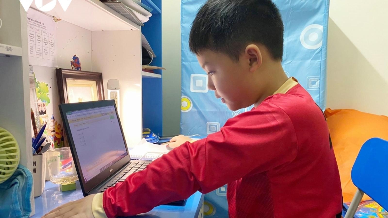 Sở GD-ĐT Hà Nội mở cổng điện tử thử nghiệm đăng ký trực tuyến đầu cấp