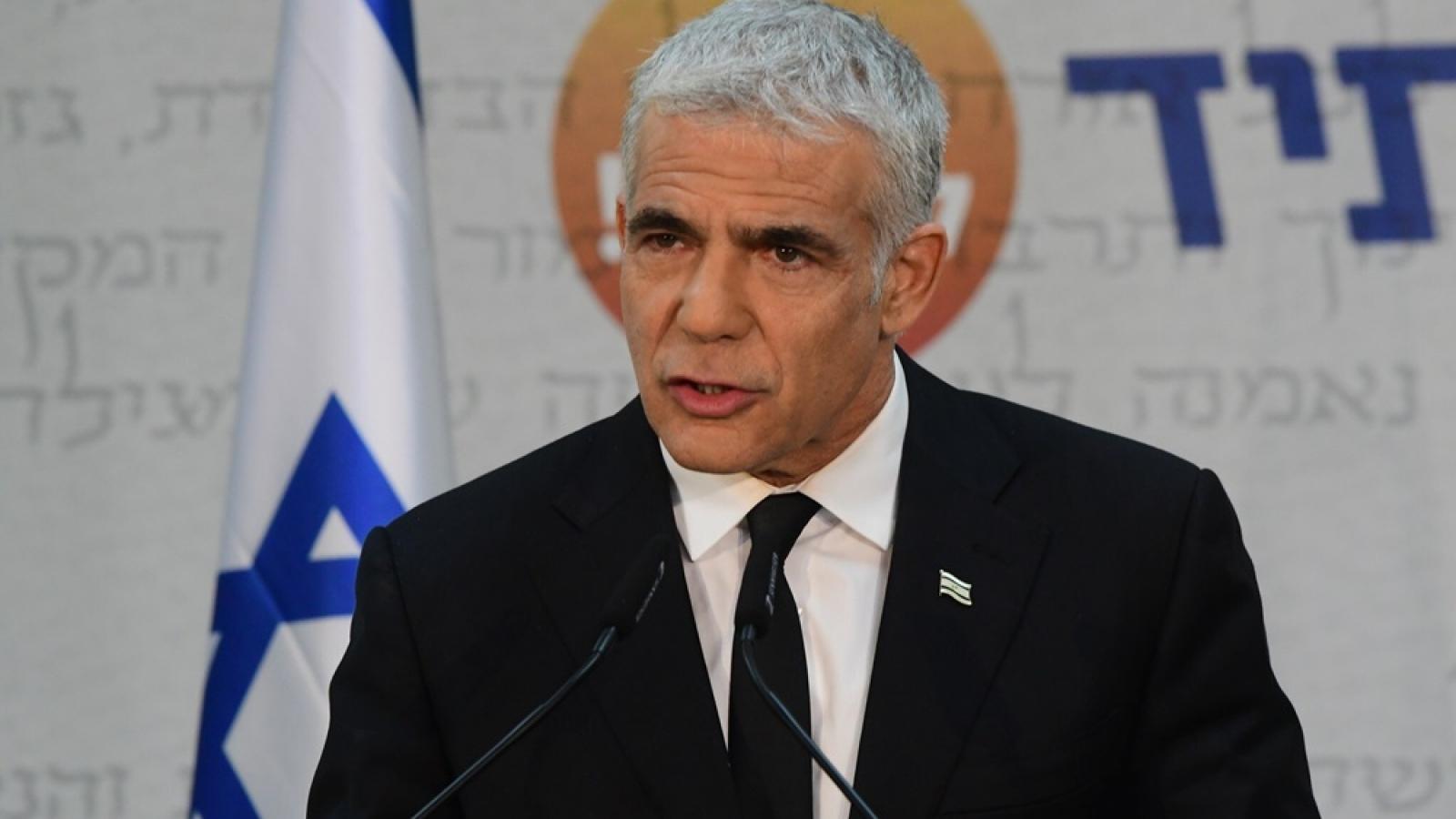 Quốc hội Israel sẽ sớm bỏ phiếu thông qua chính phủ mới