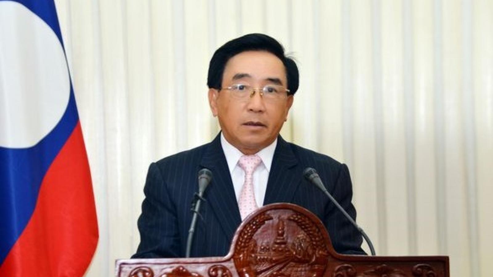 Thủ tướng Lào yêu cầu thực hiện nghiêm các biện pháp phòng chống Covid-19