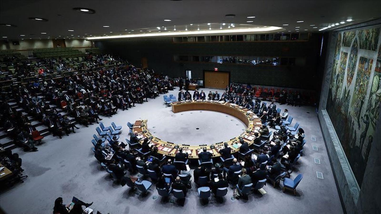 Đại hội đồng Liên Hợp Quốc bầu 5 Ủyviên không thường trực nhiệm kỳ mới