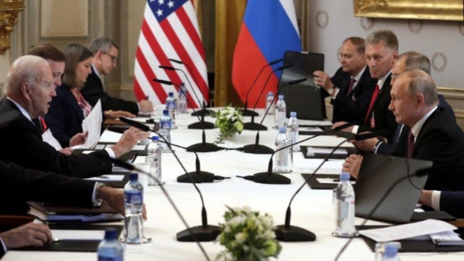 Ông Putin: Cuộcđối thoại với ôngBiden mang tính xây dựng và không có thái độ thù địch