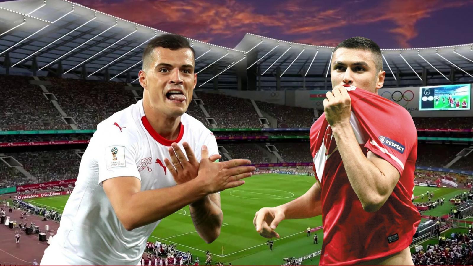 Dự đoán tỷ số, đội hình xuất phát trận Thụy Sĩ - Thổ Nhĩ Kỳ