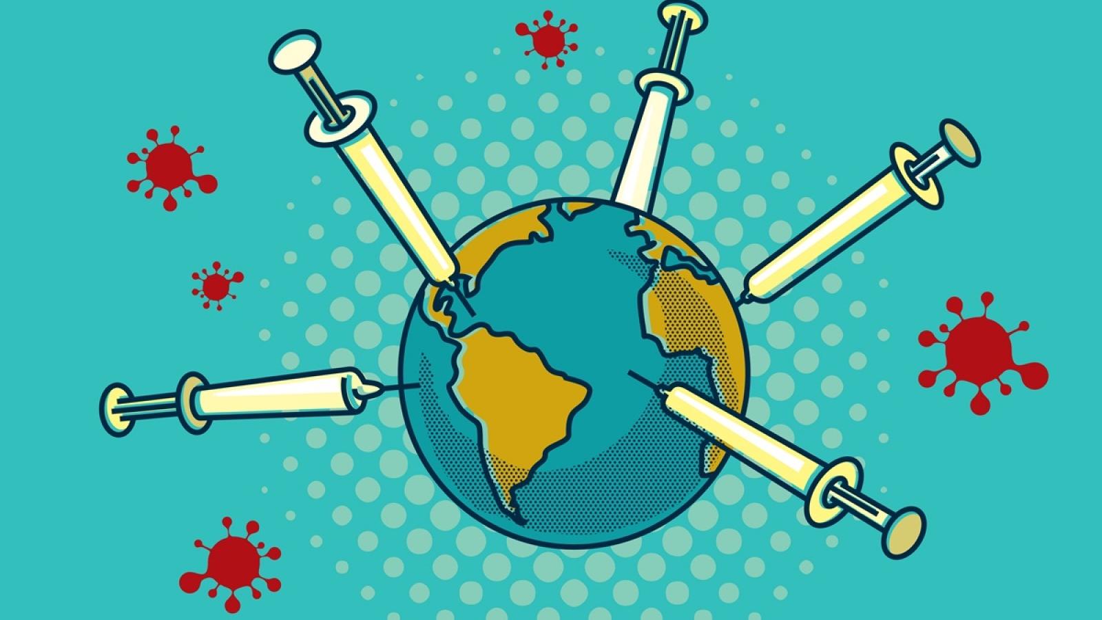 WTO bị chia rẽ khi đề xuất dỡ bỏ độc quyền sáng chế vaccine Covid-19