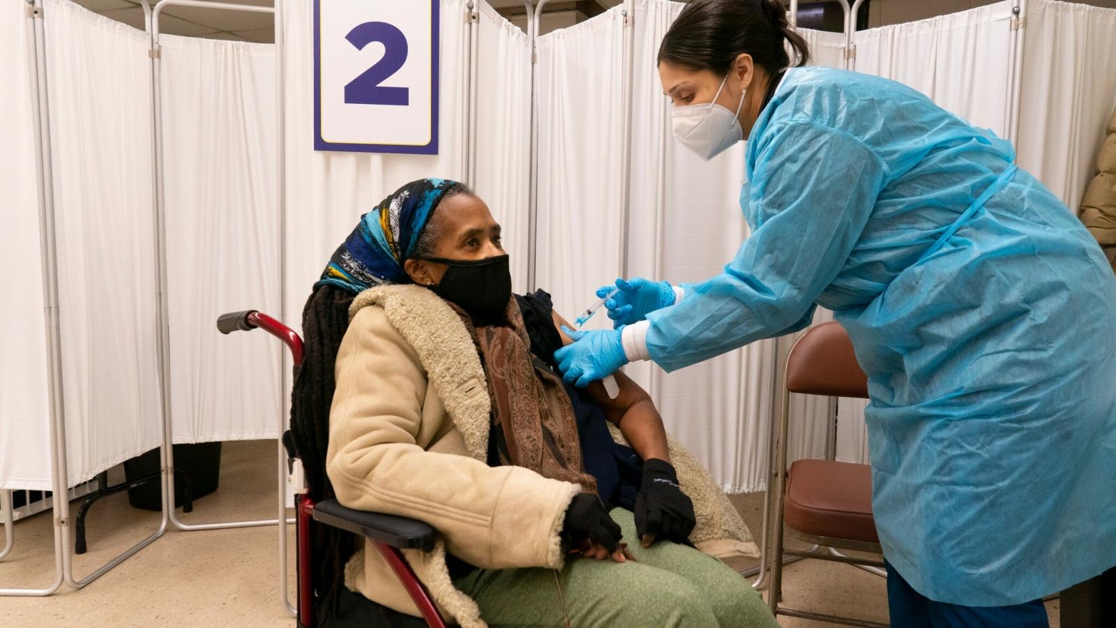 Mỹ đã tiêmhơn 300 triệu liều vaccine Covid-19