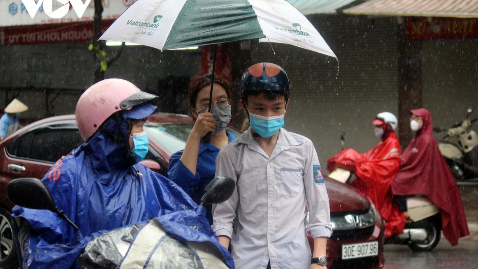 Kỳ thi tuyển sinh lớp 10 ở Hà Nội diễn ra an toàn và thành công