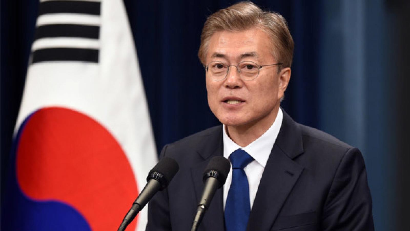 Đảng cầm quyền Hàn Quốc nhất trí bầu ứng viên tổng thống vào đầu tháng 9/2021