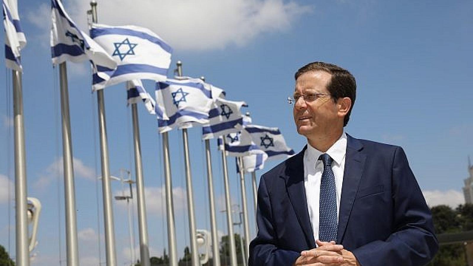 Israel có Tổng thống mới