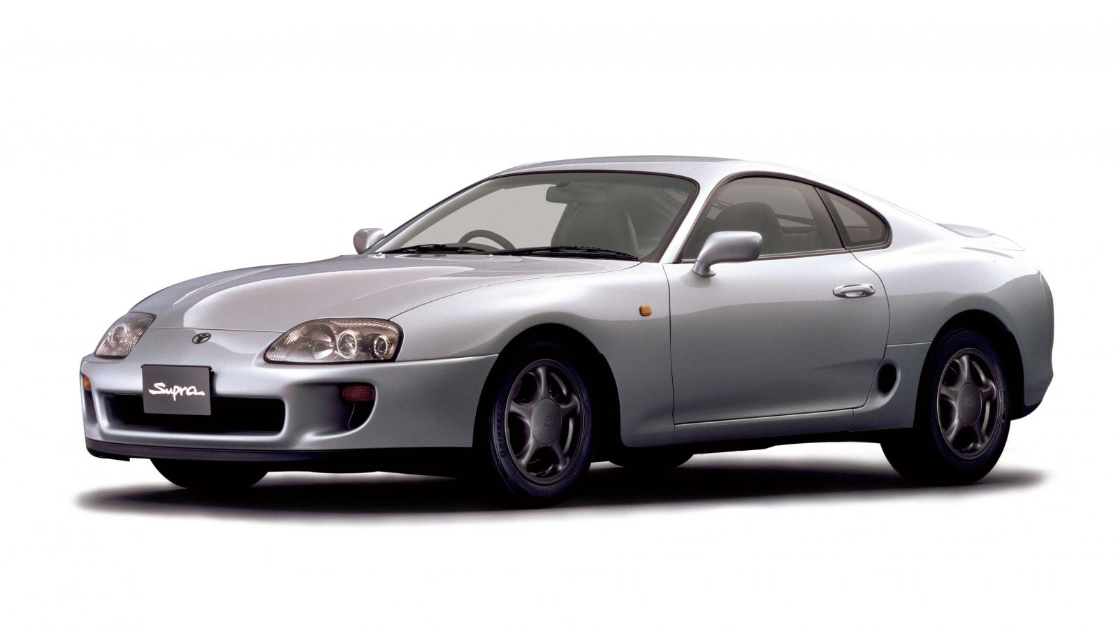 Toyota bắt đầu sản xuất lại phụ tùng cho Supra MkIII và MkIV