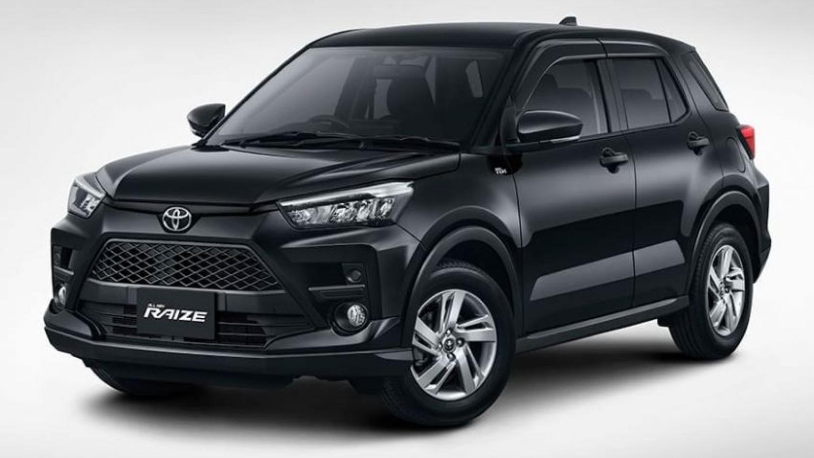 Toyota Raize bổ sung động cơ 1.2L, giá chỉ từ 323 triệu đồng
