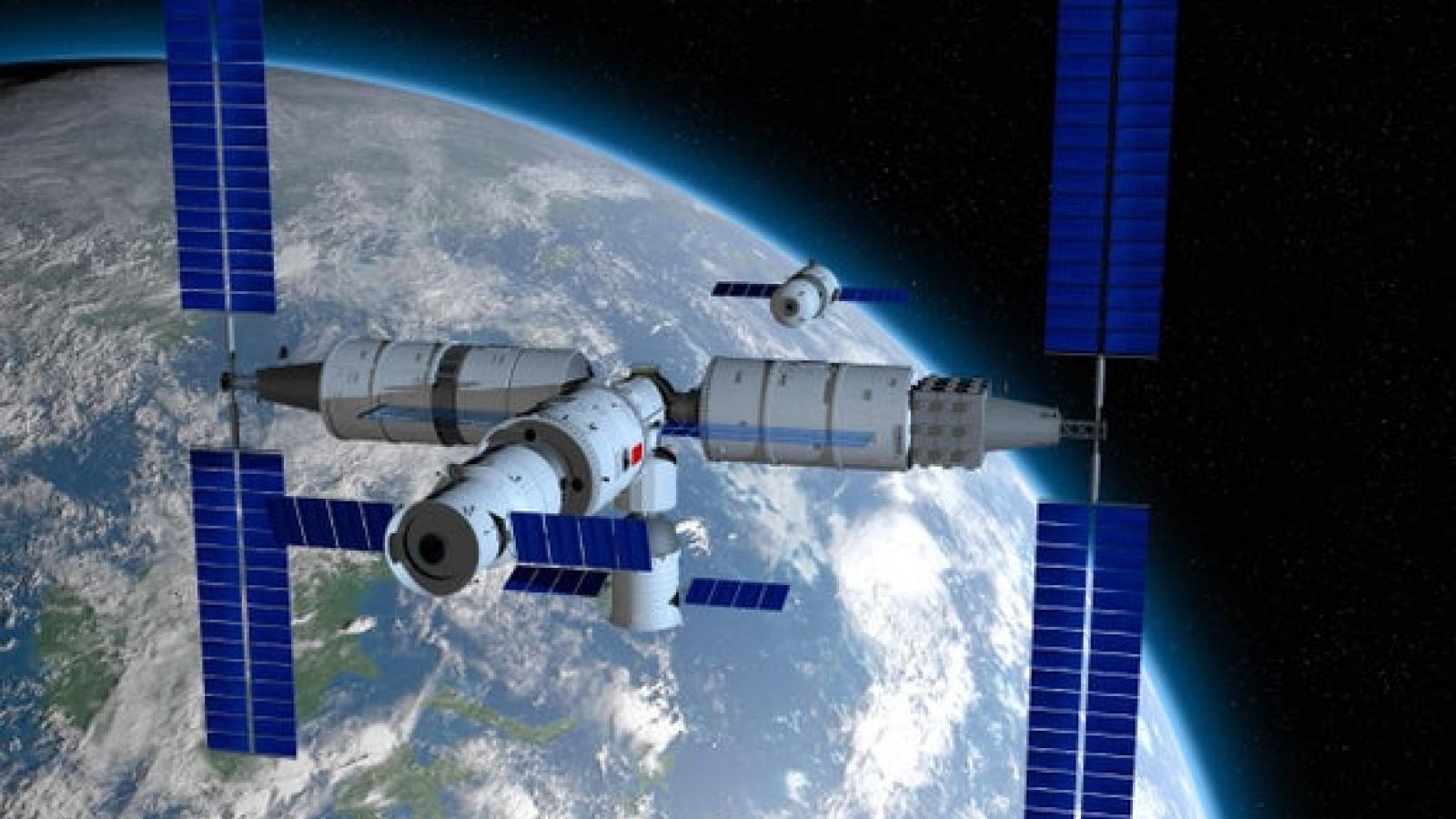 Trung Quốc tham vọng trở thành cường quốc không gian