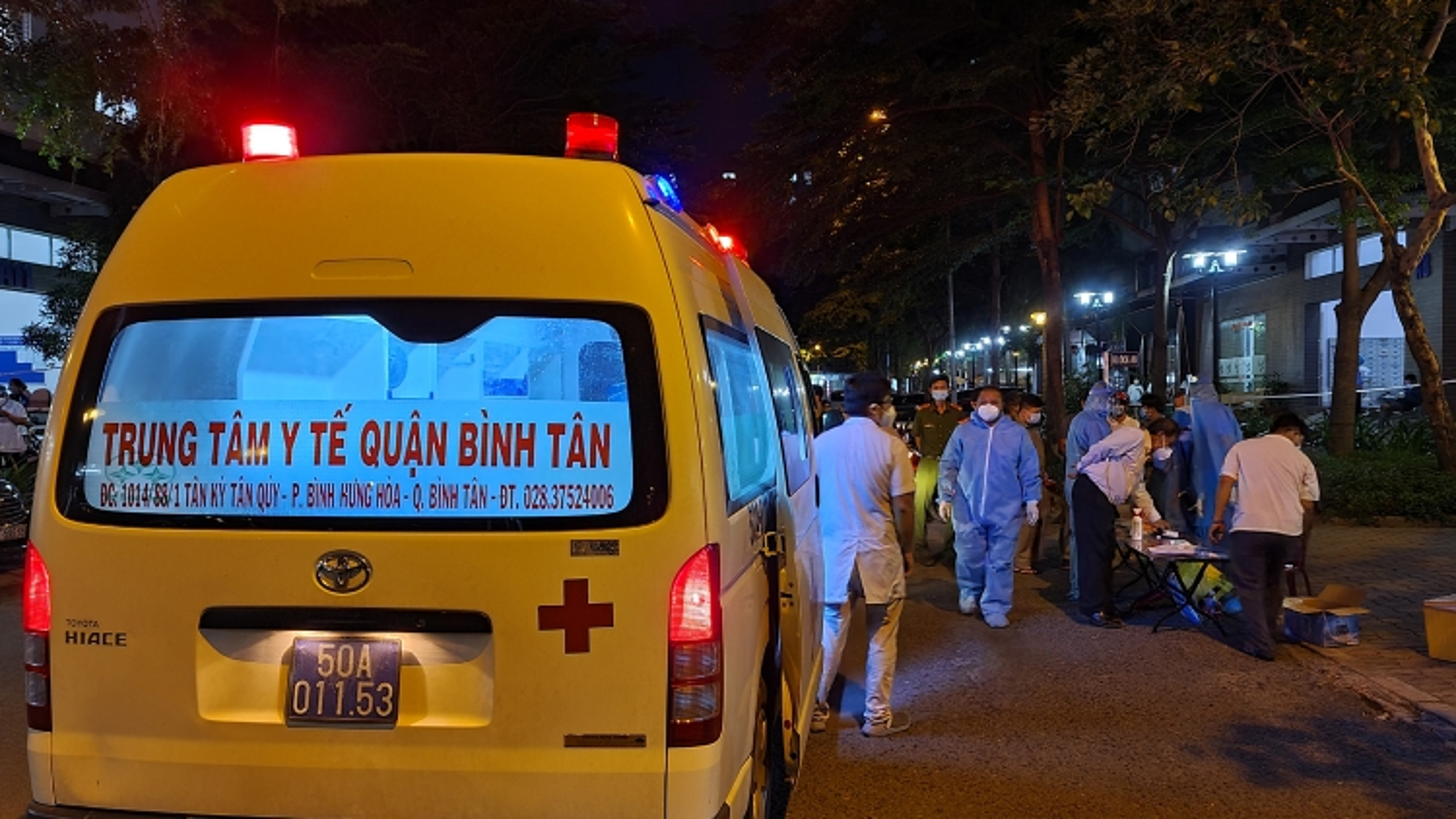 Một trạm y tế ở TP.HCM ngưng hoạt động do có 3 nhân viên dương tính SARS-CoV-2