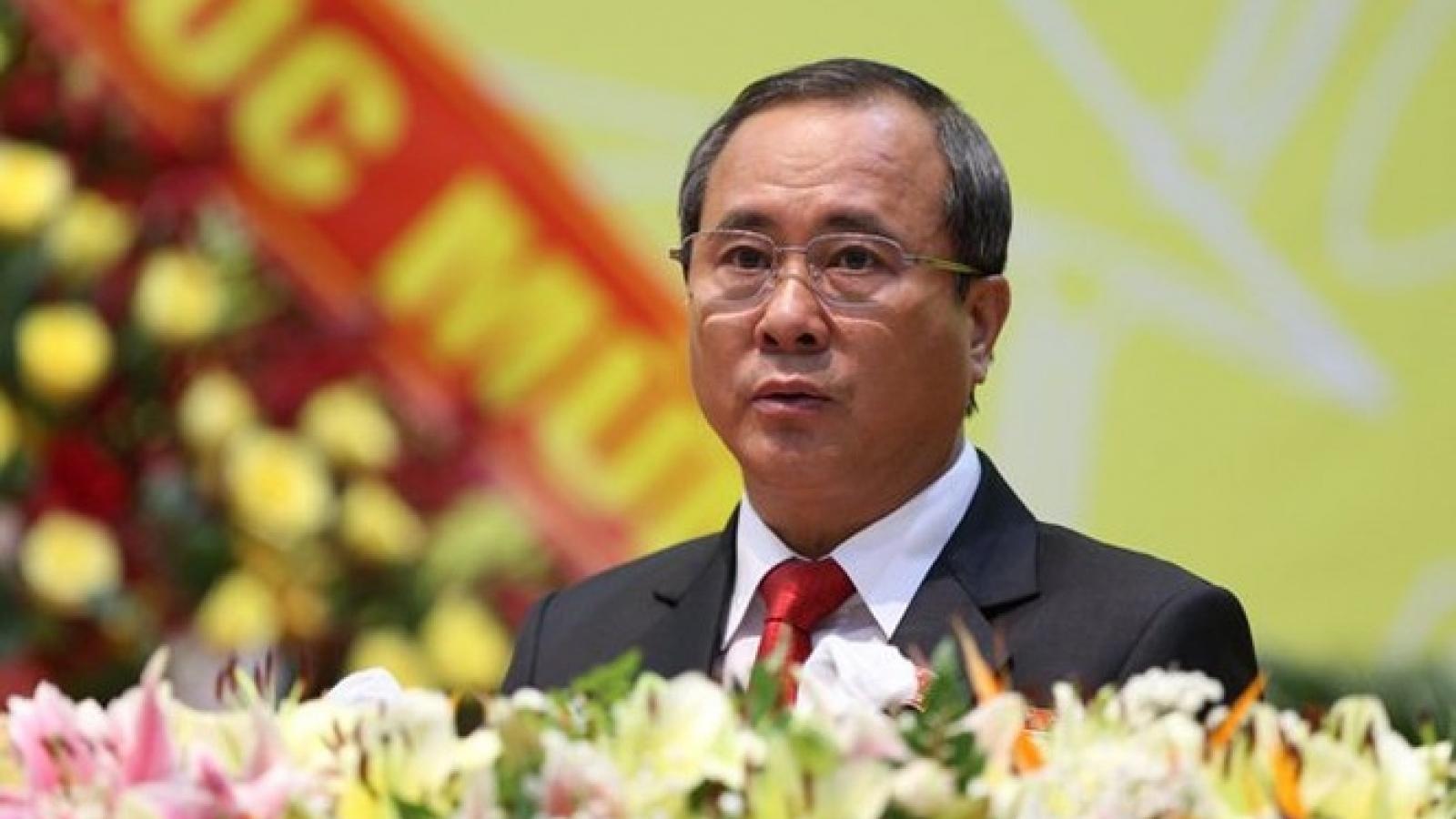 Bộ Chính trị đề nghị xem xét, kỷ luật Bí thư Bình Dương, cách chức 4 lãnh đạo tỉnh