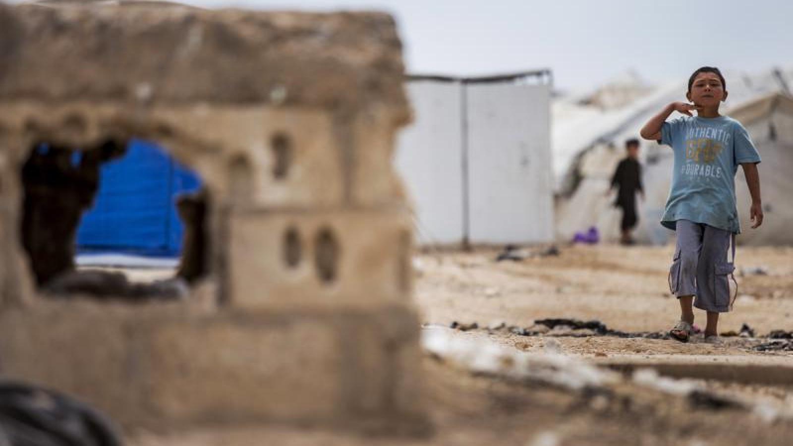 Những đứa trẻ bị chối bỏ ở Syria và nguy cơ ươm mầm một thế hệ khủng bố mới