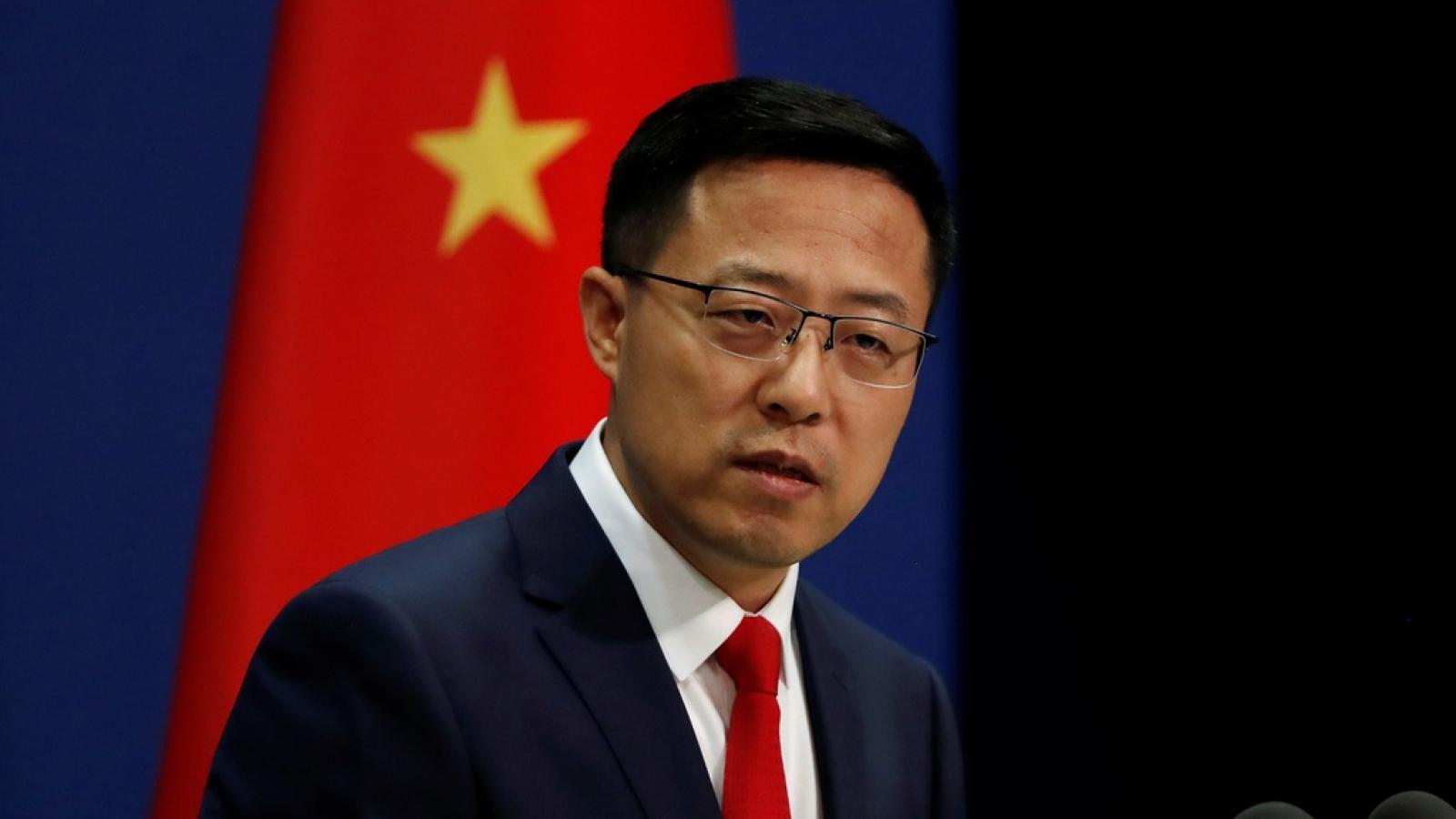 Trung Quốc: Mọi mưu đồ phá hoại quan hệ Trung-Nga đều sẽ không thành công