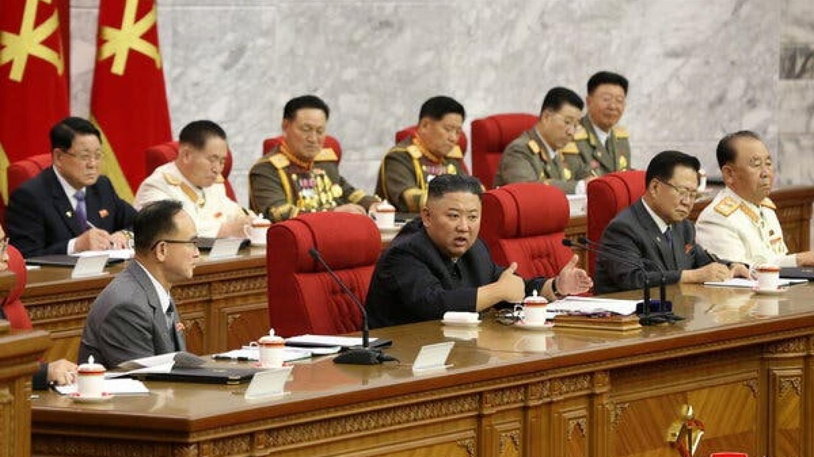 Triều Tiên tuyên bố cần chuẩn bị cả đàm phán lẫn đối đầu với Mỹ