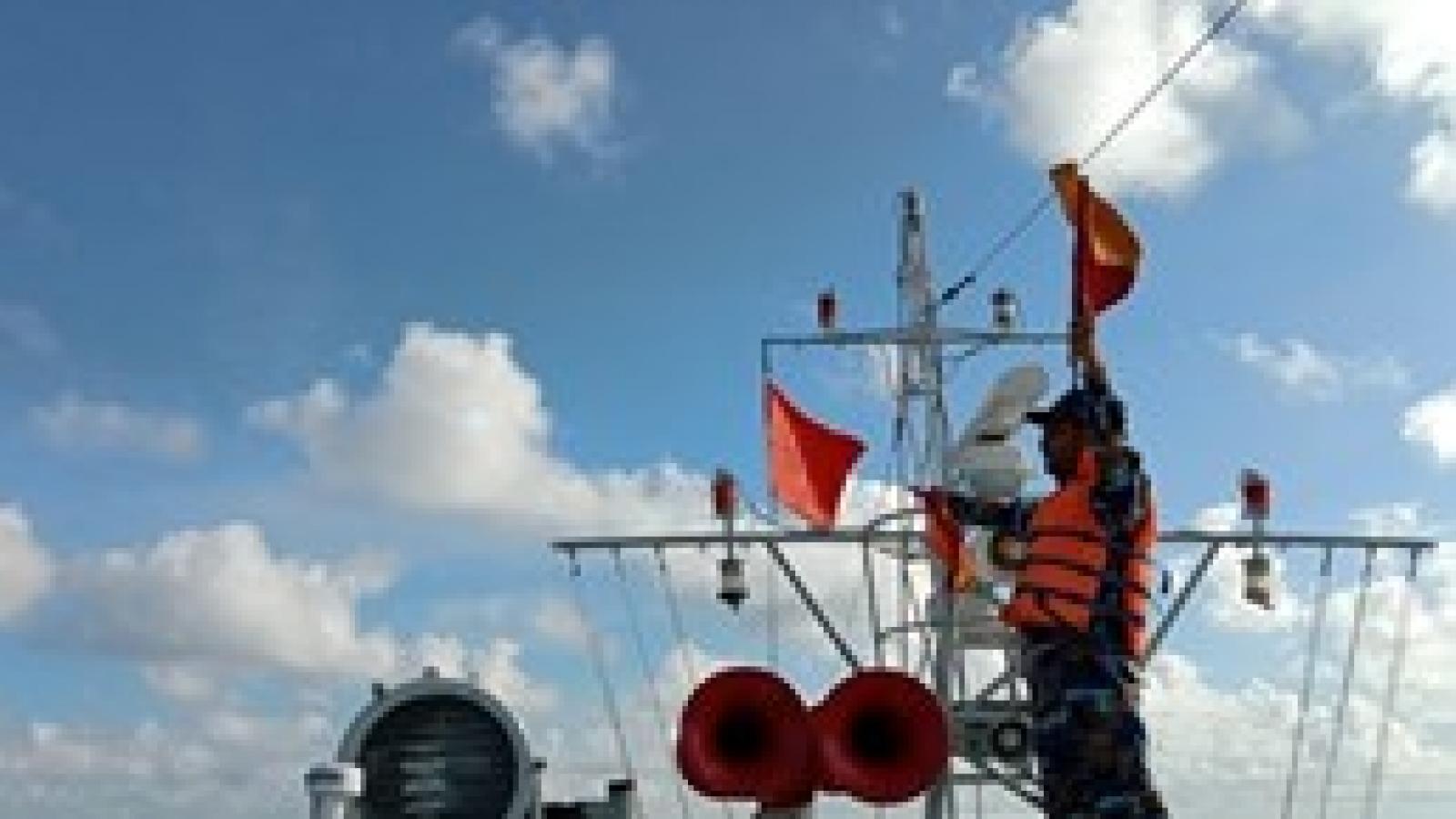 Vietnam, Cambodia conduct joint maritime patrol