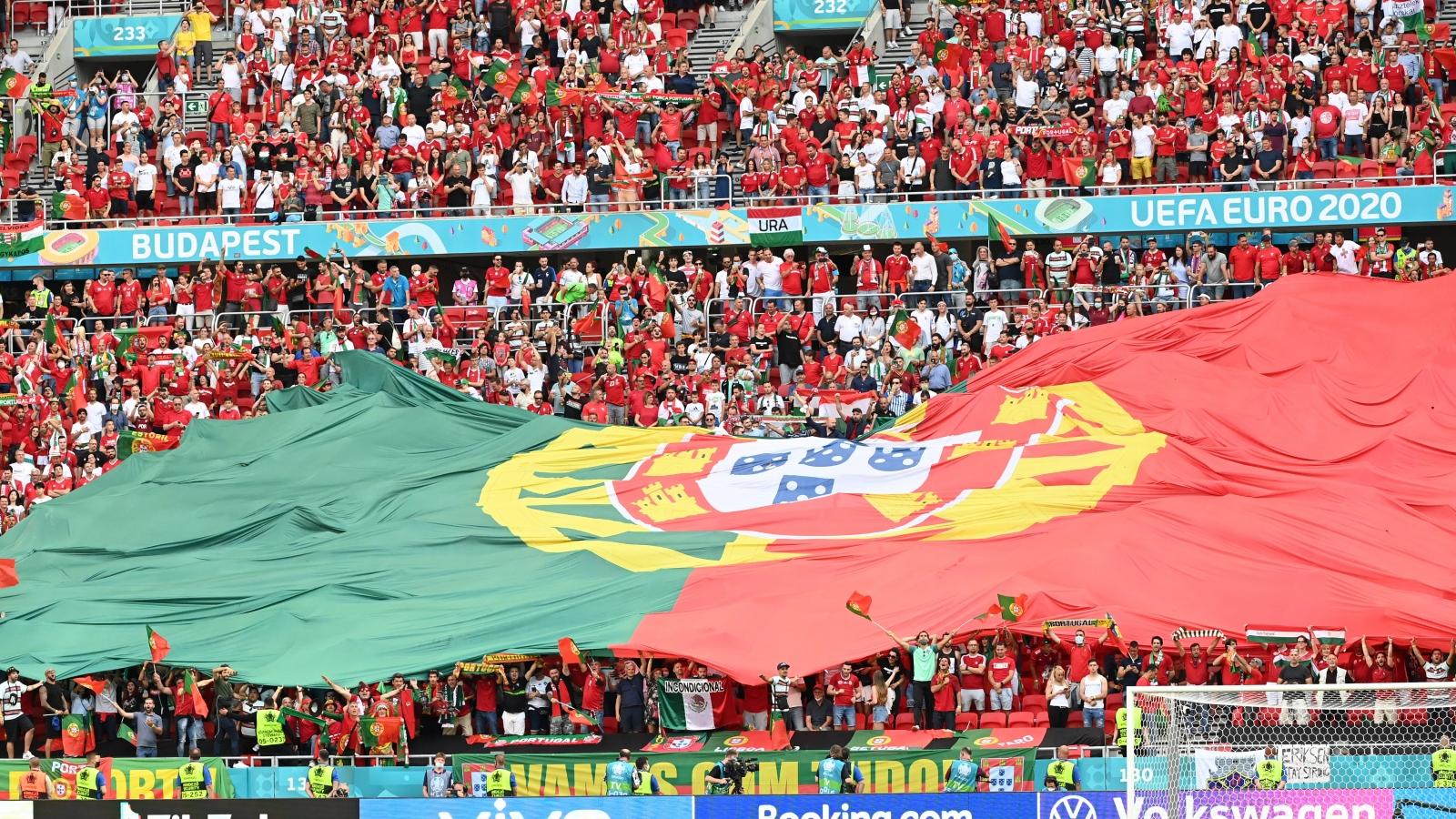 """Trực tiếp Hungary 0-0 Bồ Đào Nha: Ronaldo đi vào lịch sử ở trận cầu """"đặc biệt"""""""
