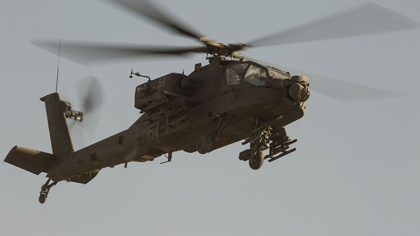 Mỹ thông qua hợp đồng bán trực thăng chiến đấu trị giá 3,5 tỷ USD cho Australia