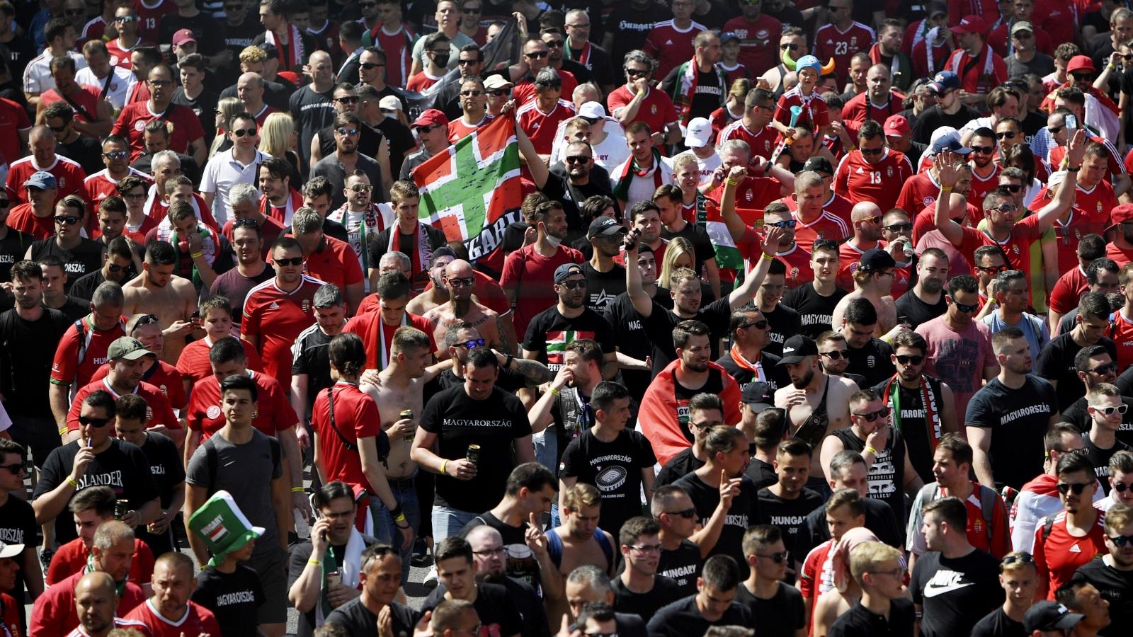 """Trực tiếp Hungary 0-0 Bồ Đào Nha: Trận cầu """"đặc biệt"""" ở Budapest"""