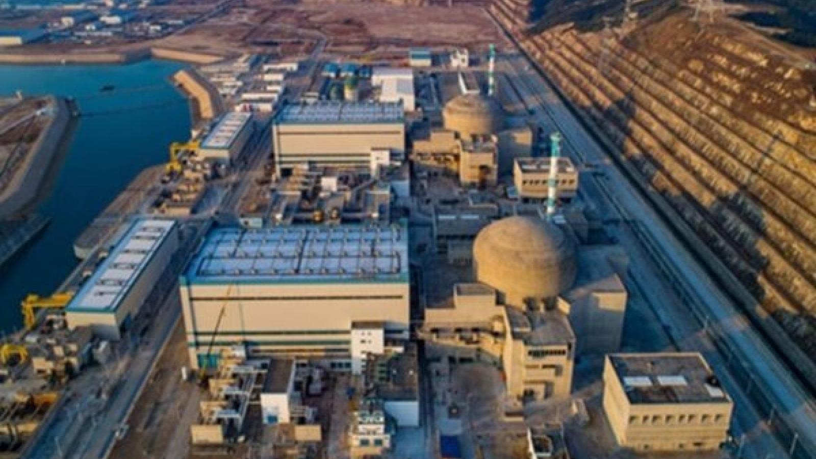 Vì sao sự cố tại nhà máy điện hạt nhân Đài Sơn của Trung Quốc gây lo ngại?