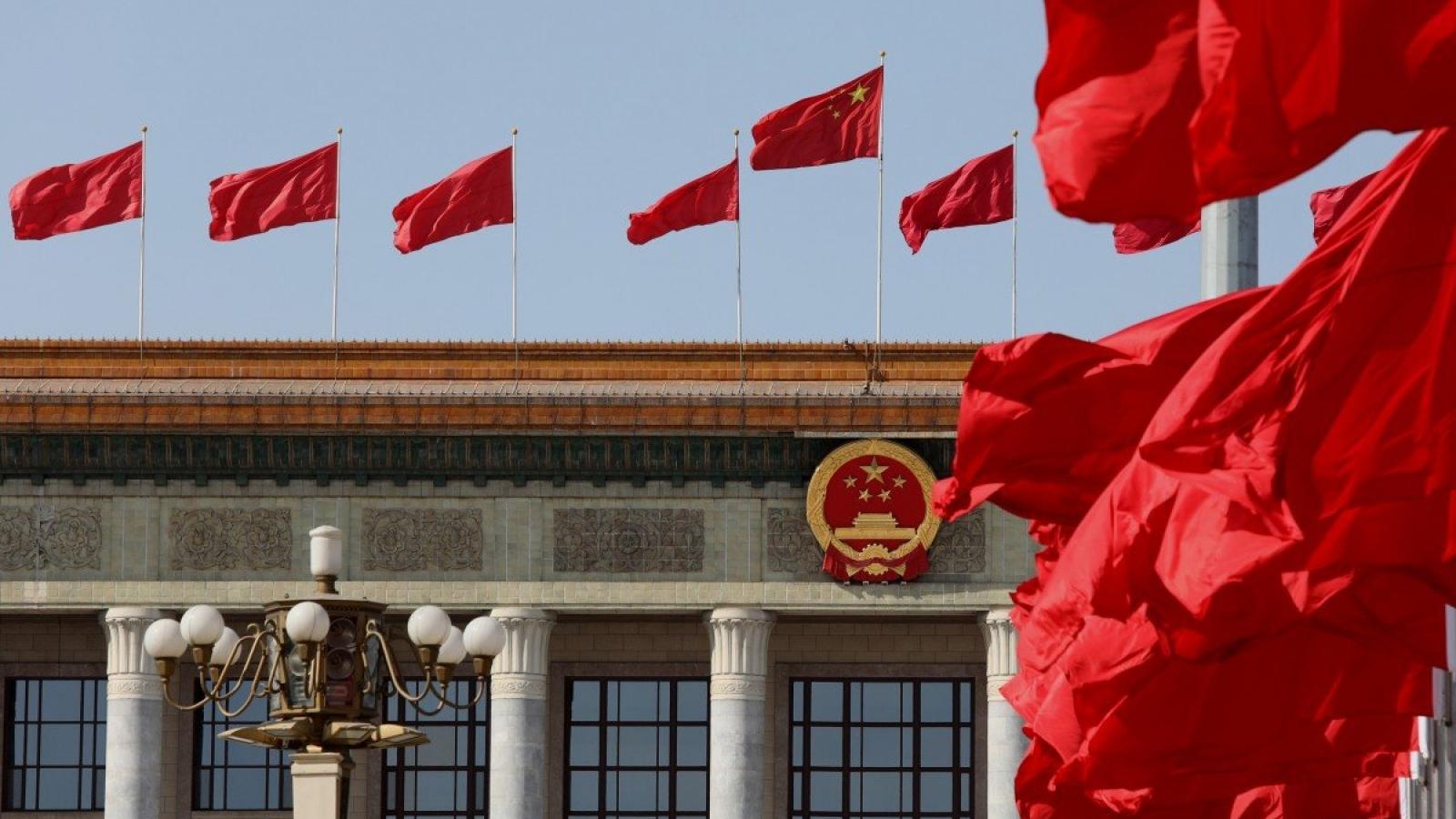 Trung Quốc thông qua đạo luật chống trừng phạt nước ngoài