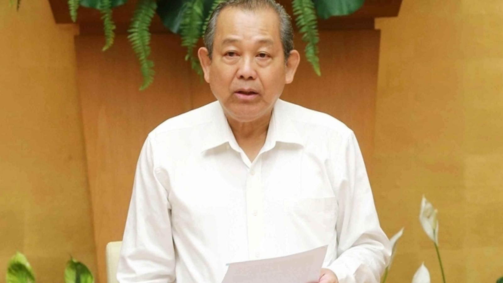 Giải quyết dứt điểm khiếu nại, tố cáo của 15 hộ dân khu phố Tân Quý