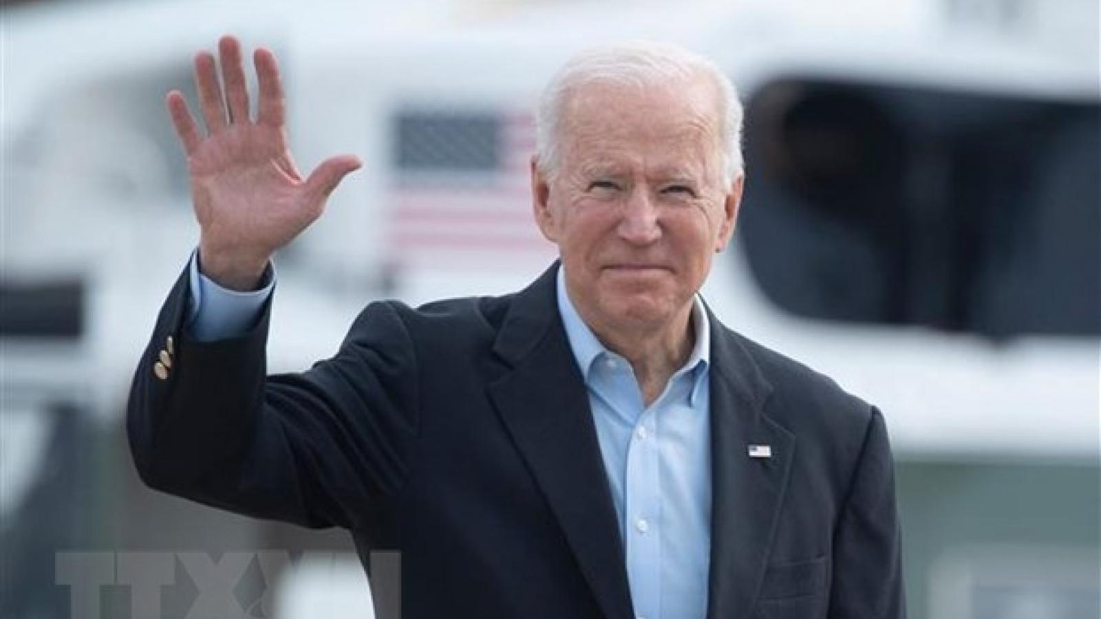 Tổng thống Biden hài lòng với các kết quả đạt được tại Hội nghị thượng đỉnh G7