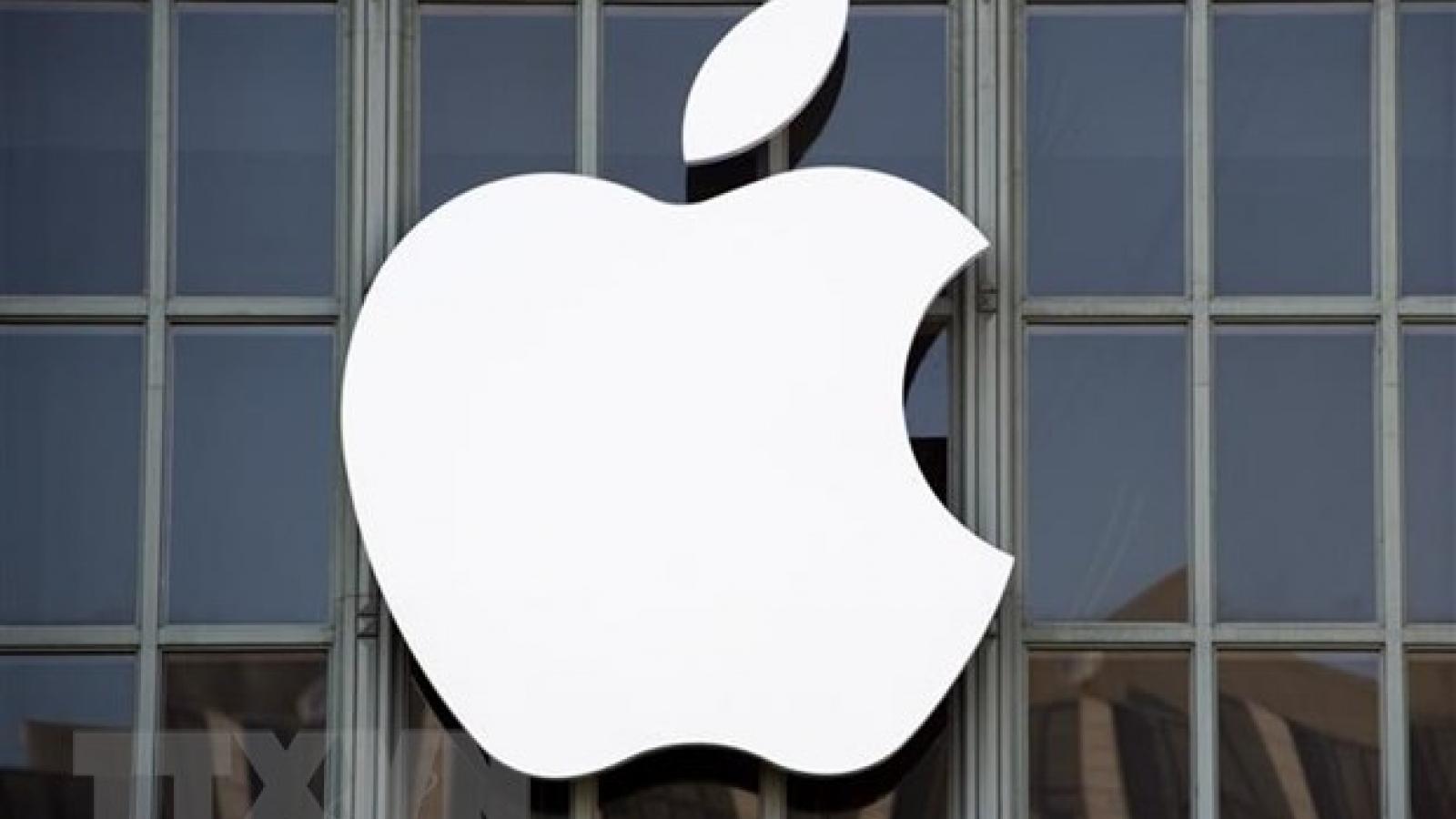 Đức điều tra chống độc quyền đối với Apple