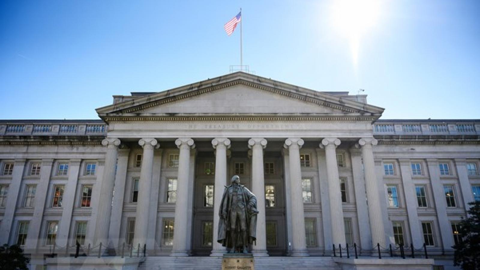 Mỹ mở rộng danh sách các công ty Trung Quốc bị cấm nhận đầu tư