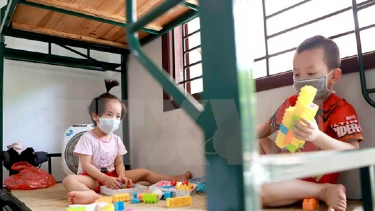 National fund calls for donations for children affected by COVID-19